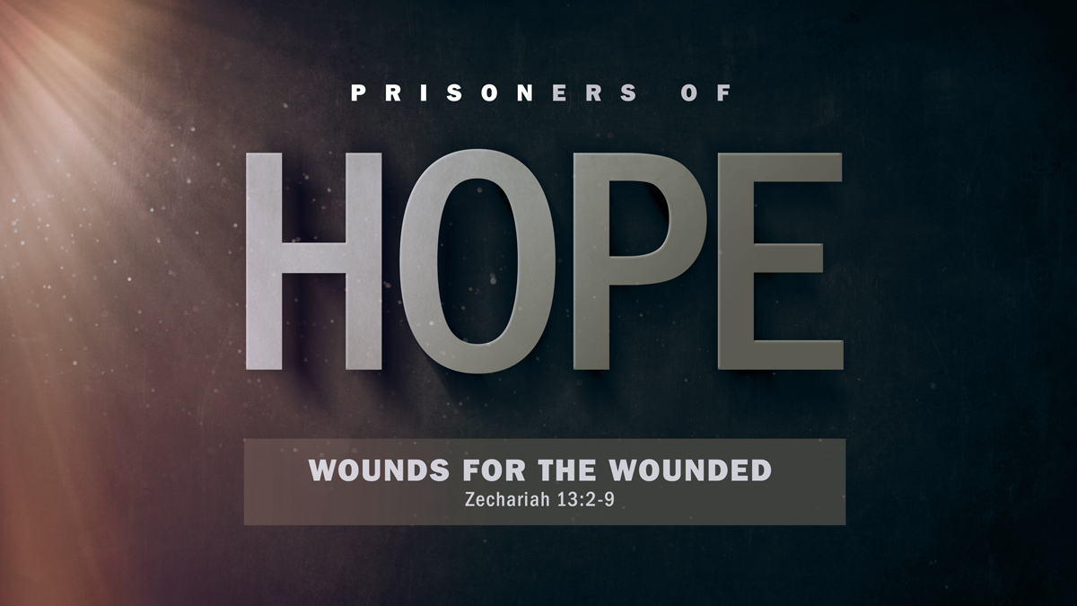 Wounds for the Wounded